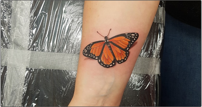 Monarch Butterfly Tattoo Ideas In 2021 – Meanings, Designs, And More