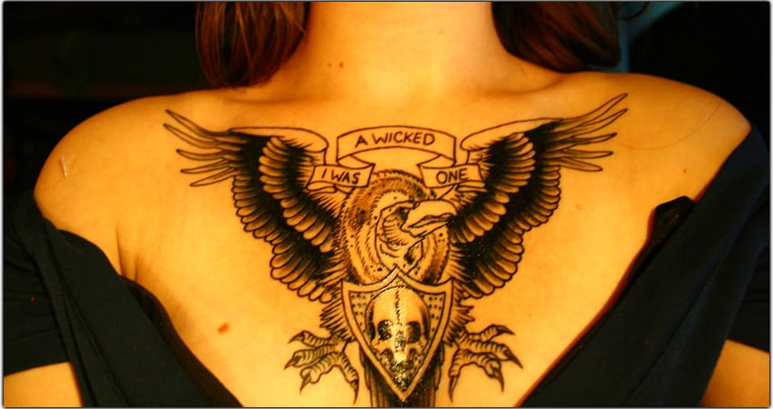 Top 82 Vulture Tattoo Ideas In 2021 [Symbolism, Meanings, And More]