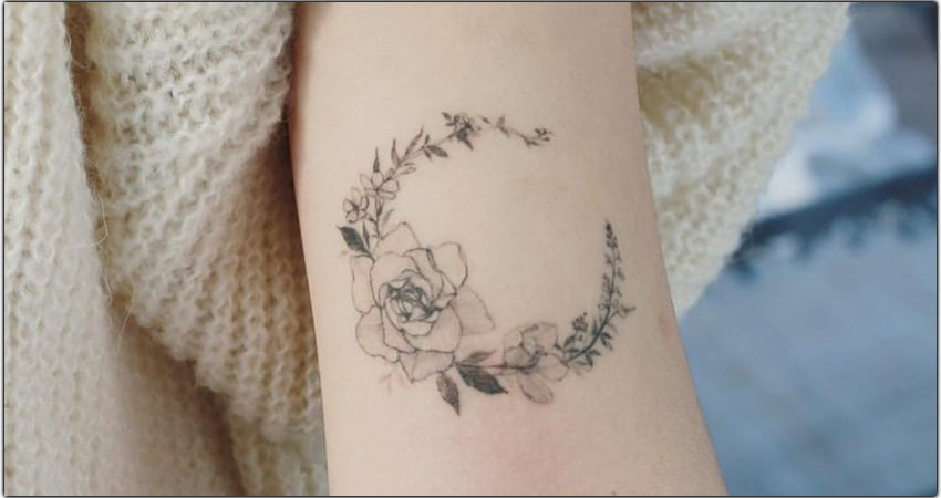 Wreath Tattoo Ideas In 2021 – Meanings, Designs, And More