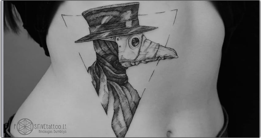 73+ Plague Doctor Tattoo Ideas In 2021 – Meanings, Designs, And More