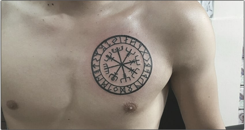 Vegvisir Tattoo Ideas In 2021 – Meanings, Designs, And More
