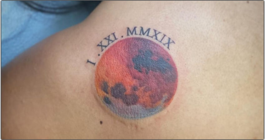 30+ Blood Moon Tattoo Ideas In 2021 – Meanings, Designs, And More