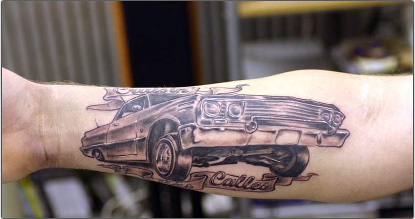 38+ Cadillac Tattoo Ideas In 2021 – Meanings, Designs, And More