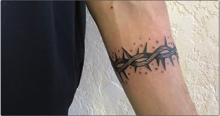Crown of Thorns Tattoo Ideas In 2021 – Meanings, Designs, And More
