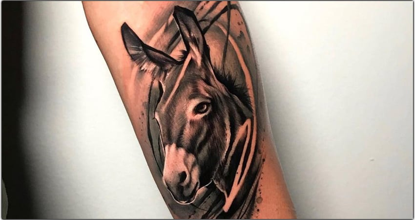 Donkey Tattoo Ideas In 2021 – Meanings, Designs, And More