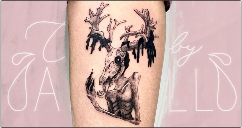Wendigo Tattoo Ideas In 2021 – Meanings, Designs, And More