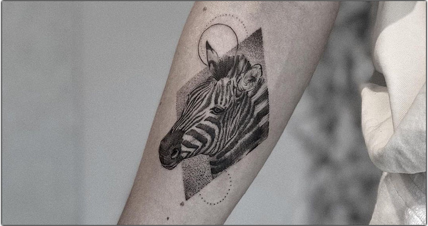 Zebra Tattoo Ideas In 2021 – Meanings, Designs, And More