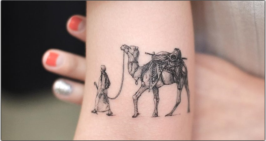 Camel Tattoo Ideas In 2021 – Meanings, Designs, And More
