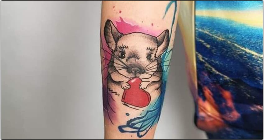 40+ Chinchilla Tattoo Ideas In 2021 – Meanings, Designs, And More