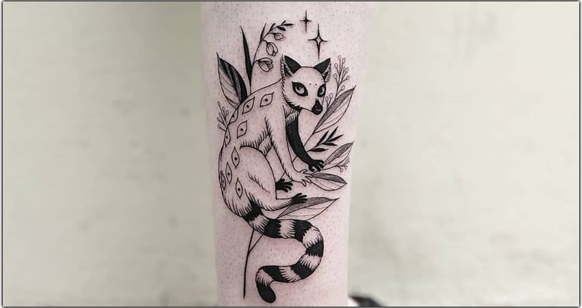 Lemur Tattoo Ideas In 2021 – Meanings, Designs, And More