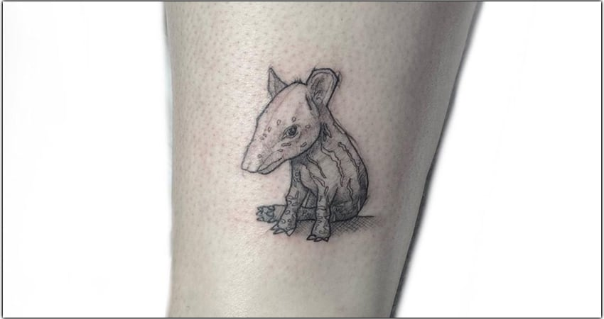 30+ Tapir Tattoo Ideas In 2021 – Meanings, Designs, And More