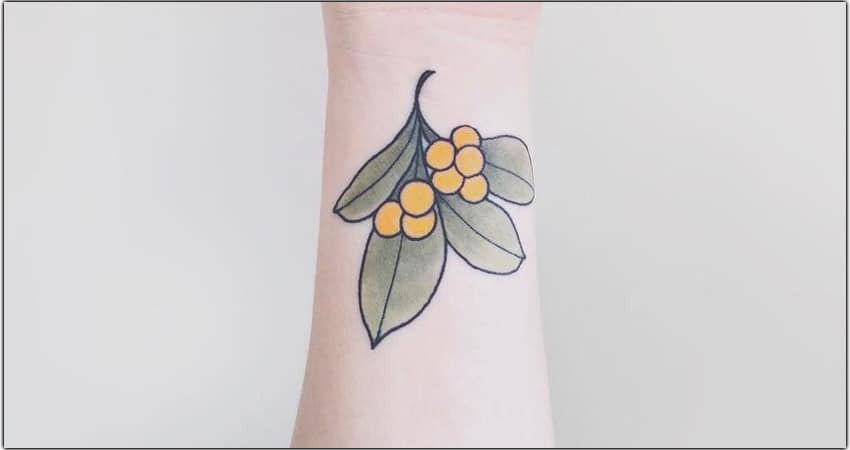 20 Acacia Tattoo Ideas in 2021-Meanings,Designs,And More