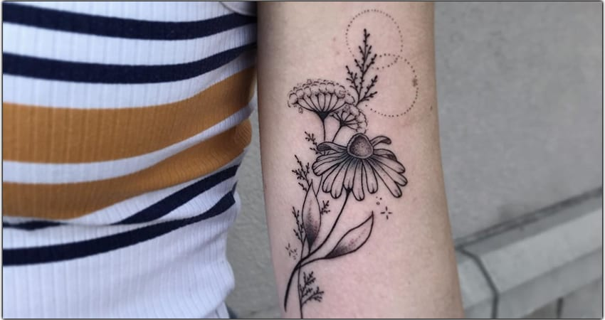 10 Black Eyed Susan Tattoo Ideas in 2021-Meanings,Designs,And More